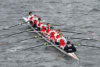 Crew: 46  Radley College  Event: School 2nd Eights<br /> <br /> Schools' Head of the River 2017<br /> <br /> To purchase this photo, or to see pricing information for Prints and Downloads, click the blue 'Add to Cart' button at the top-right of the page.
