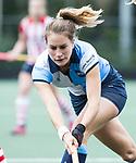 AMSTELVEEN - Margot Zuidhof (Hurley)  Hoofdklasse competitie dames, Hurley-HDM (2-0) . FOTO KOEN SUYK