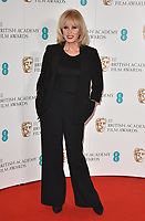 Joanna Lumley at the EE British Academy Film Awards (BAFTAs) Nominations Announcement, BAFTA, Piccadilly, London, England, UK, on Tuesday 09 January 2018.<br /> CAP/CAN<br /> &copy;CAN/Capital Pictures