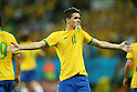 Oscar (BRA), <br /> JUNE 12, 2014 - Football /Soccer : <br /> 2014 FIFA World Cup Brazil <br /> Group Match -Group A- <br /> between Brazil 3-1 Croatia <br /> at Arena de Sao Paulo, Sao Paulo, Brazil. <br /> (Photo by YUTAKA/AFLO SPORT)