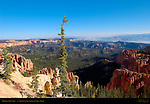 Rainbow Point View, Bryce Canyon National Park, Utah