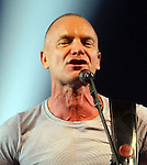 Sting Roseland Ballroom New York, Ny November 8, 2011
