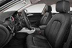 Front seat view of a 2014 Audi A6 AVUS 5 Door Wagon 2WD