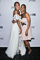 "NEW YORK - JUNE 5: Angelica Ross and Marilyn Helm attend the season 2 premiere of FX's ""Pose"" presented by FX Networks, Fox 21, and FX Productions at The Paris Theatre on June 5, 2019 in New York City. (Photo by Anthony Behar/FX/PictureGroup)"