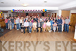 Breda O'Donoghue, Lisbaby, Headford, pictured with her family and friends as she celebrated her 50th birthday in Darby O'Gills Hotel, Killarney on Friday night...................