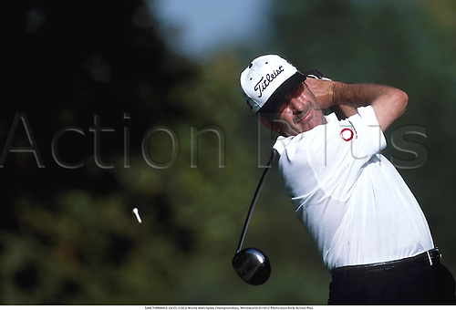 SAM TORRANCE (SCO), CISCO World Matchplay Championships, Wentworth, 011012. Photo:Glyn Kirk/Action Plus...2001.Golf.golfer golfers