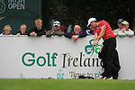 Brett Rumford tees off on the 10th on day three of the 3 Irish Open, at the Killarney Golf and Fishing Club, Killarney, Ireland.Picture Fran Caffrey/www.golffile.ie.