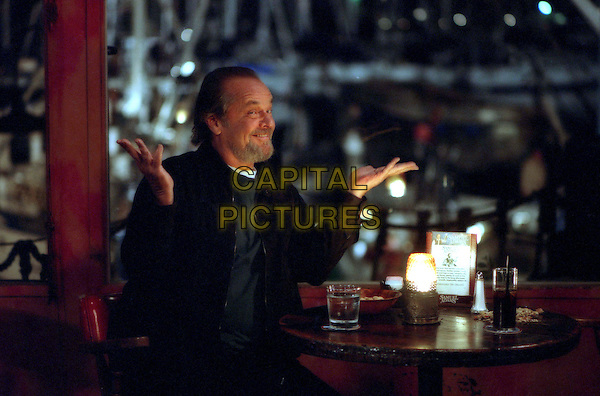 Doctor Buddy Rydell (Jack Nicholson) has some decidedly different views on therapy in Revolution StudiosÍ comedy Anger Management, a Columbia Pictures release. .Filmstill - Editorial Use Only.Ref: FB.sales@capitalpictures.com.www.capitalpictures.com.Supplied by Capital Pictures.