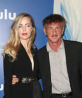 LOS ANGELES, CA - SEPTEMBER 12: Melissa George, Sean Penn, at the premiere of Hulu's original drama series, The First at the California Science Center in Los Angeles, California on September 12, 2018. <br /> CAP/MPI/FS<br /> &copy;FS/MPI/Capital Pictures