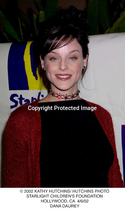 © 2002 KATHY HUTCHINS/ HUTCHINS PHOTO.STARLIGHT CHILDREN'S FOUNDATION.HOLLYWOOD, CA  4/6/02.DANA DAUREY