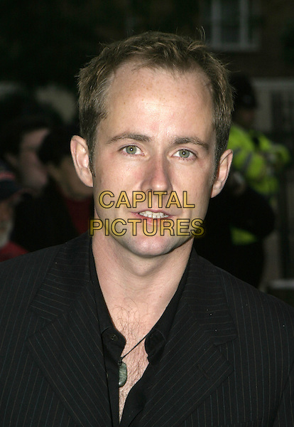 "BILLY BOYD.""An Audience with Harry Hill"" at London Studios, September 19th 2004..portrait headshot.Ref: AH.www.capitalpictures.com.sales@capitalpictures.com.©Capital Pictures."
