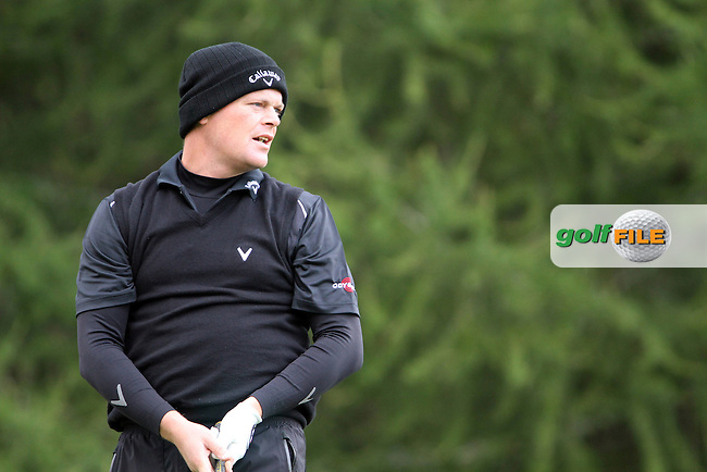 David Drysdale (SCO) on the 14th on Day 2 of the Omega European Masters 2012, Golf Club Crans-Sur-Sierre, Crans Montana, Switzerland, 31/8/12...(Photo Jenny Matthews/www.golffile.ie)