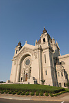 Minnesota, Twin Cities, Minneapolis-Saint Paul: Saint Paul Cathedral..Photo mnqual284-74990..Photo copyright Lee Foster, www.fostertravel.com, 510-549-2202, lee@fostertravel.com.