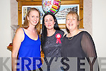 Carmel Quinn from Manor celebrating her Birthday with friends at Bella Bia on Saturday  Tracey Williams, Carmel Quinn, Sandra Byrne