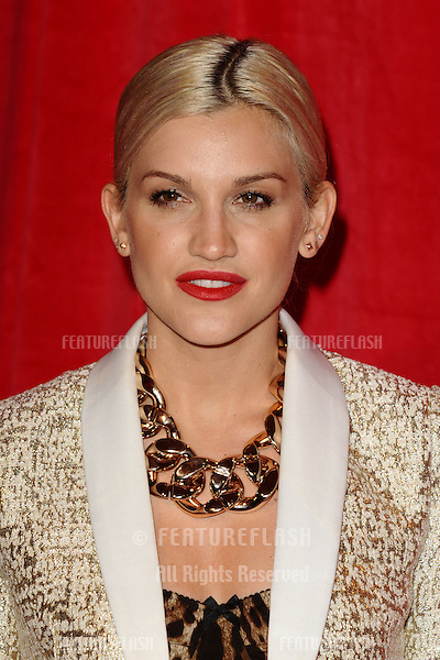 Ashley Roberts arriving for the 2014 British Soap Awards, at the Hackney Empire, London. 24/05/2014 Picture by: Steve Vas / Featureflash