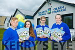 At the Castleisland Community College 30th celebration on Friday were Raigardas Bulksas, Oonagh Broderick, Nathan Egan and Siobhán O Donoghue