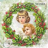 Isabella, CHRISTMAS CHILDREN, WEIHNACHTEN KINDER, NAVIDAD NIÑOS, paintings+++++,ITKE541693,#xk# vintage,retro ,angels