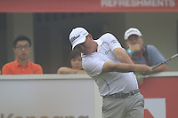 Jason Dufner (USA) on the 10th during Round 3 of the CIMB Classic in the Kuala Lumpur Golf & Country Club on Saturday 1st November 2014.<br /> Picture:  Thos Caffrey / www.golffile.ie
