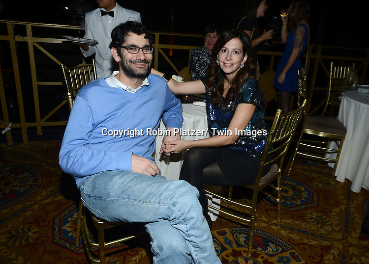 Attendees attend the 2013 National Book Awards after party  on November 20, 2013 at Cipriani Wall Street in New York City.