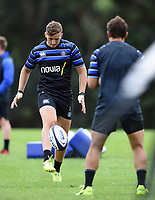 Darren Atkins of Bath Rugby. Bath Rugby pre-season training on August 14, 2018 at Farleigh House in Bath, England. Photo by: Patrick Khachfe / Onside Images