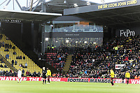 The Sensory Room during the Premier League match between Watford and Swansea City at the Vicarage Road, Watford, England, UK. Saturday 30 December 2017