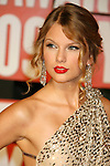 New York, New York  - September 13: Taylor Swift arrives at the 2009 MTV Video Music Awards at Radio City Music Hall on September 13, 2009 in New York, New York.