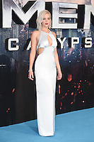 Jennifer Lawrence<br /> at the &quot;X-Men Apocalypse&quot; premiere held at the IMAX, South Bank, London<br /> <br /> <br /> &copy;Ash Knotek  D3116  09/05/2016