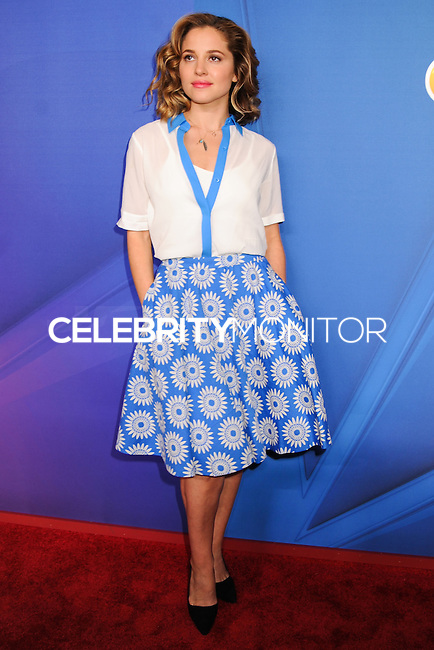 NEW YORK CITY, NY, USA - MAY 12: Margarita Levieva at the 2014 NBC Upfront Presentation held at the Jacob K. Javits Convention Center on May 12, 2014 in New York City, New York, United States. (Photo by Celebrity Monitor)