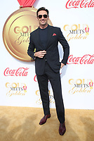 06 January 2018 - West Hollywood, California - Hugh Jackman. 5th Anniversary &ldquo;Gold Meets Golden&rdquo; event held at The House on Sunset. 2018 Gold Meet Golden is a Hollywood Send-Off to the athletes competing in the upcoming PyeongChang Winter Games, with a special focus on Empowering Women in Hollywood &amp; Sport. <br /> CAP/ADM/FS<br /> &copy;FS/ADM/Capital Pictures
