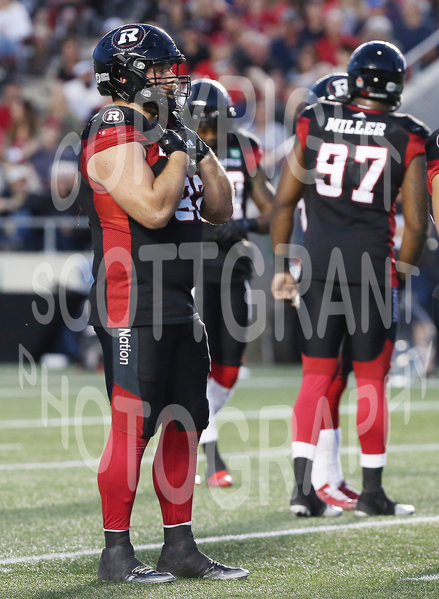 Zack Evans Ottawa RedBlacks-8july2017-Photo: Scott Grant