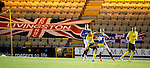 No fans just RSC flags
