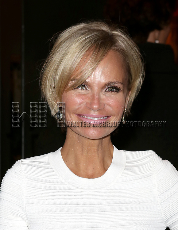 Kristin Chenoweth attending the Broadway Opening Night Performance of 'Cabaret' at Studio 54 on April 24, 2014 in New York City.