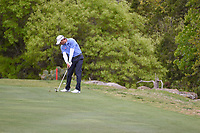 Kevin Kisner (USA) hits his approach shot on 2 after taking a drop on 2 during day 5 of the WGC Dell Match Play, at the Austin Country Club, Austin, Texas, USA. 3/31/2019.<br /> Picture: Golffile | Ken Murray<br /> <br /> <br /> All photo usage must carry mandatory copyright credit (&copy; Golffile | Ken Murray)