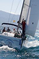ESP 7753 UMA Hugo Ignacio Palau Tarrega DUFOUR 40 M. Benicarlo<br /> Salida de la 22 Ruta de la Sal 2009 Versi&oacute;n Este, Denia, Alicante, Espa&ntilde;a