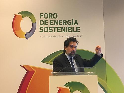 Manuel Cabral, vicepresidente ejecutivo de la ADIE