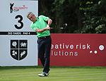 Irelands James Nesbitt<br /> <br /> Golf - Day 2 - Celebrity Cup 2018 - Saturday 1st July 2018 - Celtic Manor Resort  - Newport<br /> <br /> &copy; www.sportingwales.com- PLEASE CREDIT IAN COOKCelebrity Cup 2018<br /> Celtic Manor Resort<br /> 01.07.18<br /> &copy;Steve Pope <br /> Fotowales
