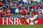 Hong Kong vs Mexico during their HSBC Sevens Wold Series Qualifier match as part of the Cathay Pacific / HSBC Hong Kong Sevens at the Hong Kong Stadium on 27 March 2015 in Hong Kong, China. Photo by Victor Fraile / Power Sport Images
