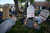 'Die-In for ACA'