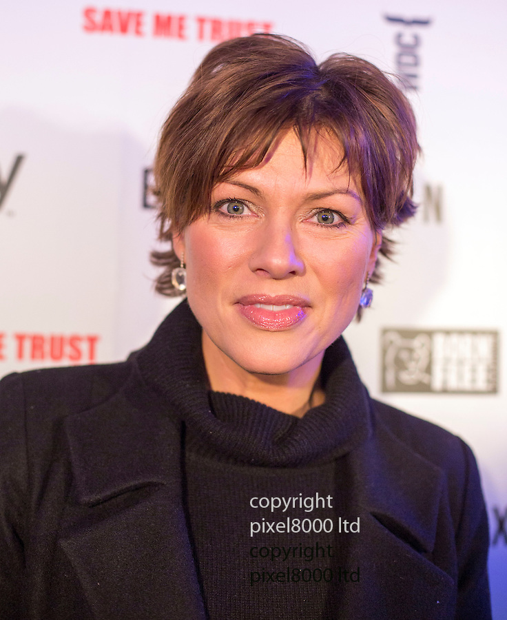 "Pic shows: Discovery Channel premiere of  ""Racing Extinction"" at London Zoo.<br /> <br />  Kate Silverton<br /> <br /> <br /> <br /> <br /> <br /> picture by Gavin Rodgers/ Pixel"