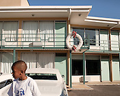 February 26, 2011. Memphis, TN.. The Lorraine Motel, where Martin Luther King Jr. was assassinated, is now the National Civil Rights Museum.