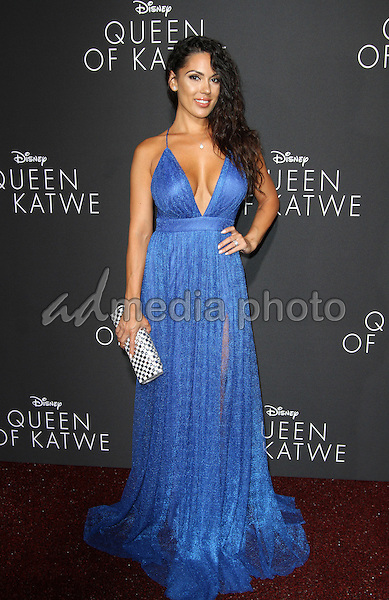 """20 September 2016 - Hollywood, California - Carissa Rosario. """"Queen Of Katwe"""" Los Angeles Premiere held at the El Capitan Theater in Hollywood. Photo Credit: AdMedia"""