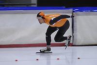 SCHAATSEN: HEERENVEEN: 01-02-2014, IJsstadion Thialf, Olympische testwedstrijd, Mark Tuitert, ©foto Martin de Jong
