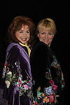 Suzanne Rogers & Judi Evans in Jane Elissa shawls at Romantic Times Booklovers Annual Convention 2011 - The Book Industry Event of the Year - April 9, 2011 at the Westin Bonaventure, Los Angeles, California for readers, authors, booksellers, publishers, editors, agents and tomorrow's novelists - the aspiring writers. (Photo by Sue Coflin/Max Photos)