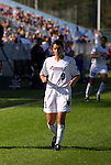 5 April 2003: Mia Hamm. The Washington Freedom defeated the Carolina Courage 2-1 at SAS Stadium in Cary, NC in a regular season WUSA game.