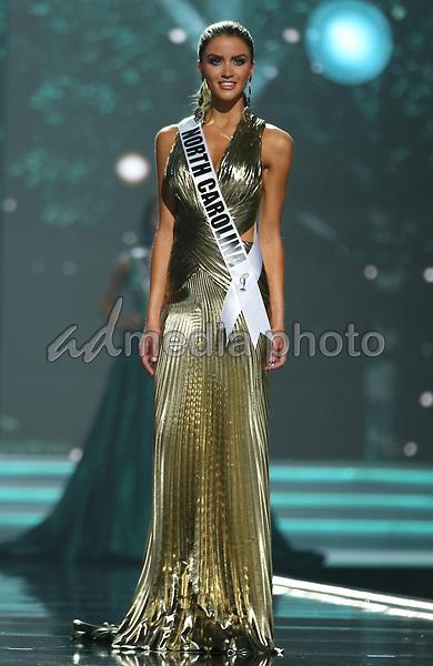 11 May 2017 - Las Vegas, Nevada -  Miss North Carolina, Katie Coble.  The 2017 Miss USA Preliminary Competition at Mandalay bay Event Center at Mandalay Bay resort and Casino.  Photo Credit: MJT/AdMedia