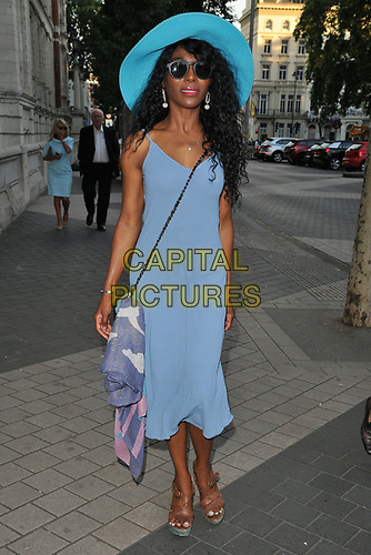 Sinitta at the Syco summer party, Victoria and Albert Museum, Cromwell Road, London, England, UK, on Thursday 04th July 2019.<br /> CAP/CAN<br /> ©CAN/Capital Pictures