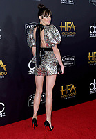 04 November 2018 - Beverly Hills, California - Shailene Woodley. 22nd Annual Hollywood Film Awards held at Beverly Hilton Hotel. <br /> CAP/ADM/BT<br /> &copy;BT/ADM/Capital Pictures