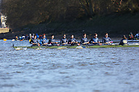 Crew: 121   Oxford University Lightweight (Lamb)   Op Devel<br /> <br /> Quintin Head 2019<br /> <br /> To purchase this photo, or to see pricing information for Prints and Downloads, click the blue 'Add to Cart' button at the top-right of the page.