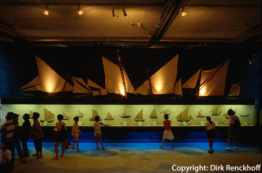 China, Macao, maritimes Museum