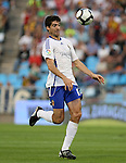 Zaragoza's Angel Arizmendi during La Liga match. September 27 2009. (ALTERPHOTOS/Acero).